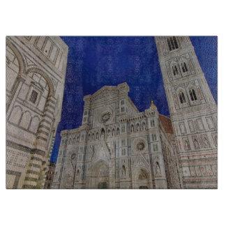 The Cathedral of Santa Maria del Fiore Cutting Board
