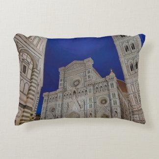 The Cathedral of Santa Maria del Fiore Decorative Cushion
