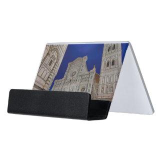 The Cathedral of Santa Maria del Fiore Desk Business Card Holder