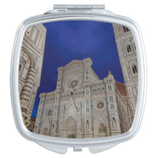 The Cathedral of Santa Maria del Fiore in italy Makeup Mirror