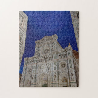 The Cathedral of Santa Maria del Fiore Jigsaw Puzzle