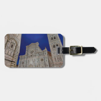 The Cathedral of Santa Maria del Fiore Luggage Tag