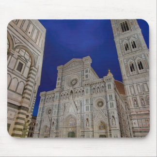 The Cathedral of Santa Maria del Fiore Mouse Pad