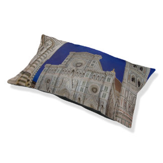 The Cathedral of Santa Maria del Fiore Pet Bed