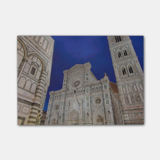 The Cathedral of Santa Maria del Fiore Post-it Notes