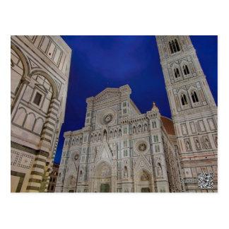 The Cathedral of Santa Maria del Fiore Postcard