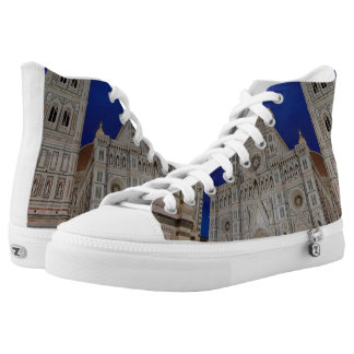 The Cathedral of Santa Maria del Fiore Printed Shoes