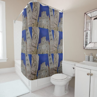 The Cathedral of Santa Maria del Fiore Shower Curtain