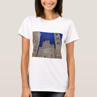 The Cathedral of Santa Maria del Fiore T-Shirt