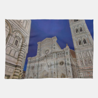 The Cathedral of Santa Maria del Fiore Tea Towel