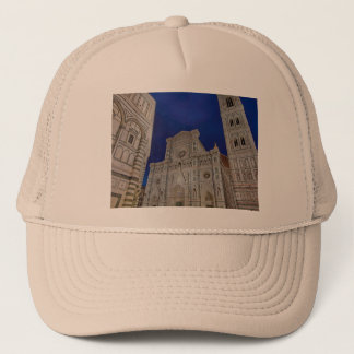 The Cathedral of Santa Maria del Fiore Trucker Hat