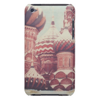 The Cathedral of St. Basil's was built iPod Touch Cases