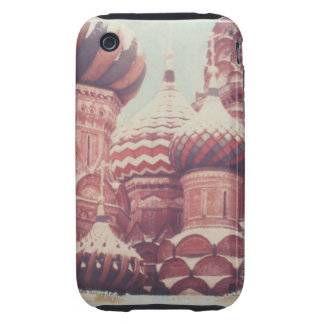 The Cathedral of St. Basil's was built Tough iPhone 3 Covers