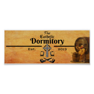 The Catholic Dormitory Poster