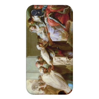 The Catholic King and Queen iPhone 4 Case
