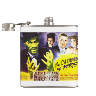 The Catman of Paris, Vintage Movie Horror to Hip Flask
