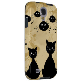 the cats galaxy s4 case