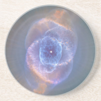 The Cat's Eye Nebula Dying Star Gas and Dust Coaster