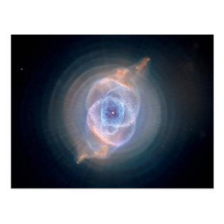 The Cat's Eye Nebula Postcard