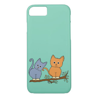 the cats iPhone 7 case