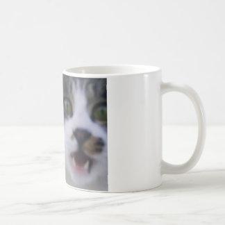 The cats little secret coffee mug