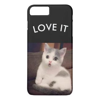 THE CATS LOVE iPhone 8 PLUS/7 PLUS CASE