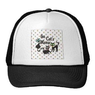 The Cat's Meow Cap