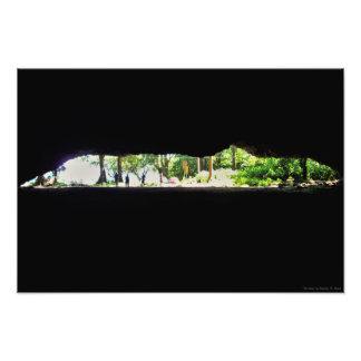 """""""The Cave"""" Kauai Photo Art"""