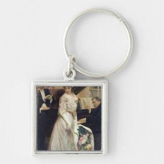 The Celebrated, 1906 Keychain