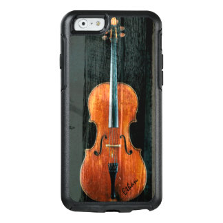 The Cello Artistic Cool Grunge Personalized OtterBox iPhone 6/6s Case