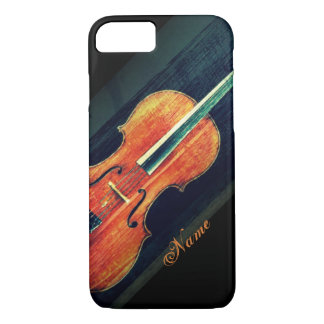 The Cello/Artsy Gifts for Cellist Personalized iPhone 7 Case