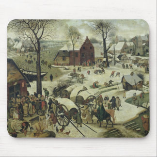 The Census at Bethlehem 2 Mouse Pad