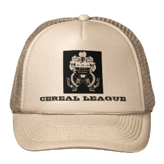 The Cereal Lid Trucker Hat