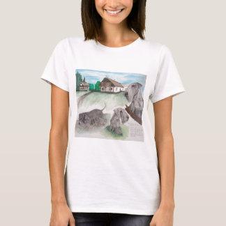 The Cesky Terrier T-Shirt
