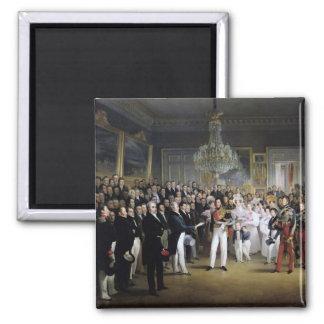 The Chamber of Deputies at the Palais Royal Magnet