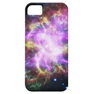The Chandra X-ray in the Crab Nebula iPhone 5 Cover