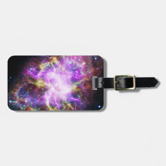 The Chandra X-ray in the Crab Nebula Luggage Tag