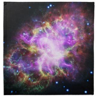 The Chandra X-ray in the Crab Nebula Napkin