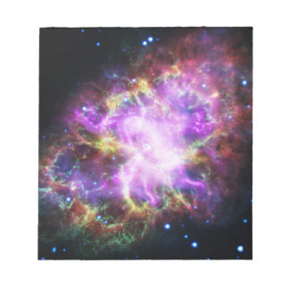 The Chandra X-ray in the Crab Nebula Notepad