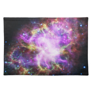 The Chandra X-ray in the Crab Nebula Placemat