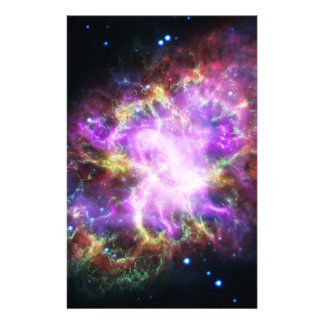 The Chandra X-ray in the Crab Nebula Stationery