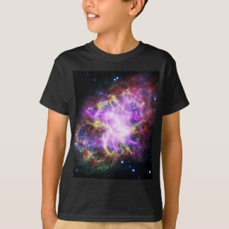 The Chandra X-ray in the Crab Nebula T-Shirt