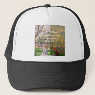 The change of the seasons renew my soul trucker hat