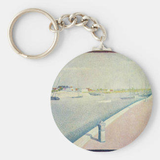 The Channel Of Gravelines, Petit-Fort-Philippe Key Ring