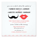 THE CHAPLIN - CORAL PERSONALISED INVITATIONS