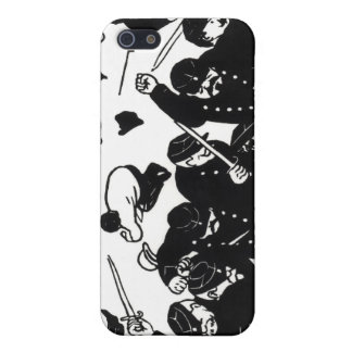 The Charge, 1893 iPhone 5 Case