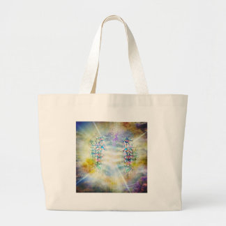 The Chariot Large Tote Bag