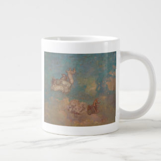 The Chariot of Apollo Large Coffee Mug