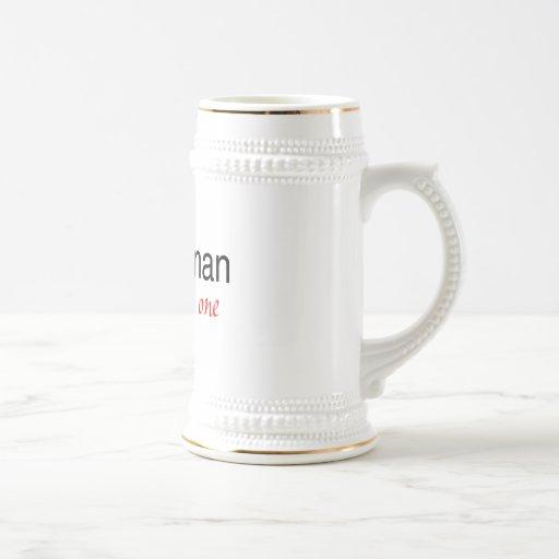 The Charming One (Groomsman) Coffee Mug