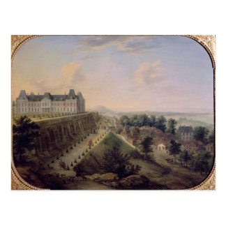 The Chateau de Meudon Postcard